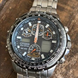 Citizen Eco Drive SkyHawk AT